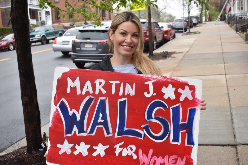 Women For Walsh