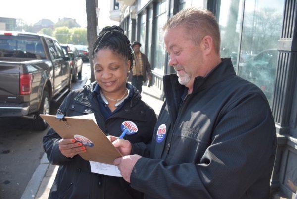 Volunteer to help Reelect Mayor Marty Walsh