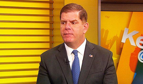 Mayor Marty Walsh on Keller at Large