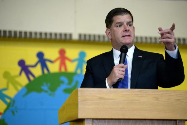 Mayor Martin J. Walsh