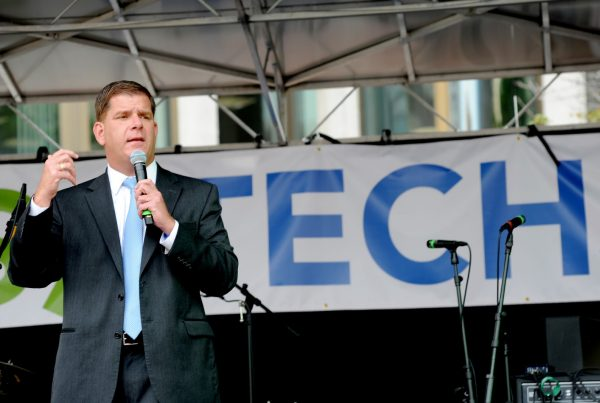 Mayor Marty Walsh