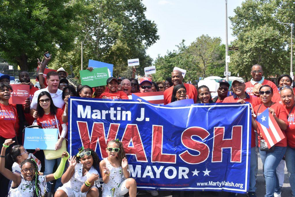 Mayor Marty Walsh